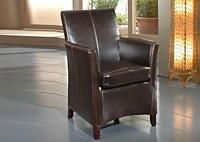 Кожаное кресло Philadelfia