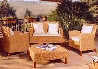 Плетеная мебель Athena