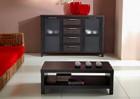 Шкаф 2-х створчатый и столик Fuji