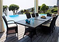 Комплект: 2 стола, 8 стульев