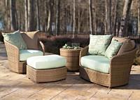 Садовая мебель: диван, креслo, столик, пуфик
