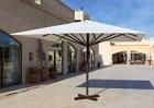 Зонт солнцезащитный President 4 х 4