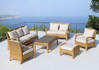 Комплект мебели из искусственного ротанга Genesis