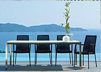 Комплект: 1 стол, 4 стула