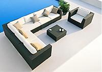 Модульный диван и кресло PULLMAN