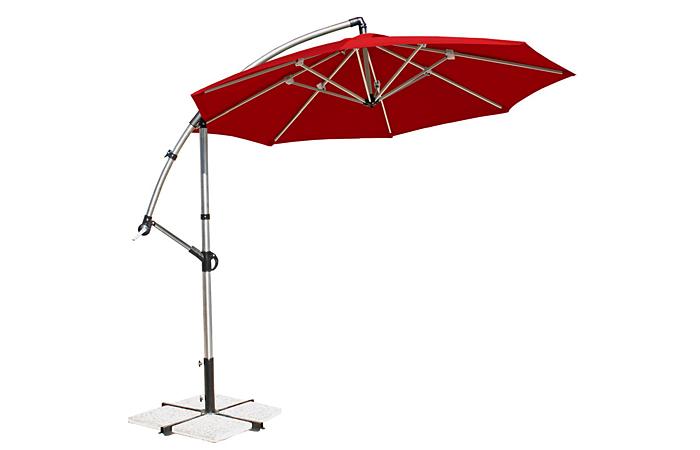 Зонт солнцезащитный Capri 3x3м